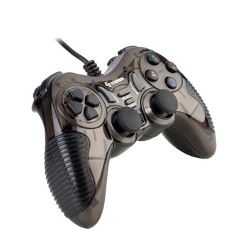 Steren Ergonomic Wired PS3 Controller with Computer Compatiblity