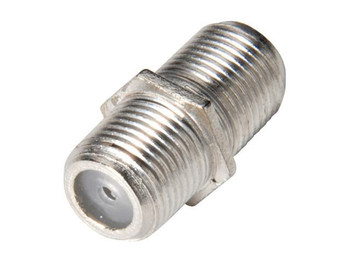 Steren 10ct F Jack to F Jack Adapter