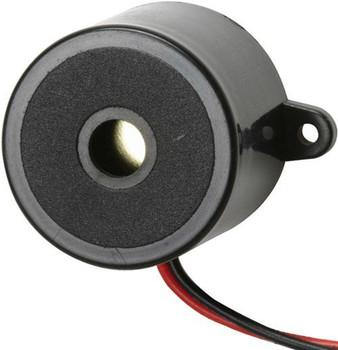 Steren 8 to 15 VDC 3.3 kHz 85 dB continuous pulse tone buzzer