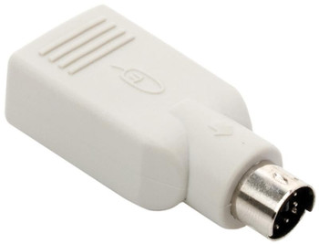 Steren USB A-Female to PS/2 6-Pin Male Adapter