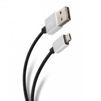 3ft Elite USB 2.0 A to Reversible Micro B Cable