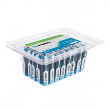 Steren AAA Alkaline Batteries - 40 Pack