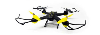 Steren 2.4GHz Quadcopter with 2MP(HD)WIFI Camera FPV and Altitude Hold