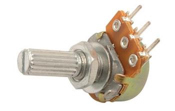 Steren Mini Potentiometer No Switch 220K-OHM