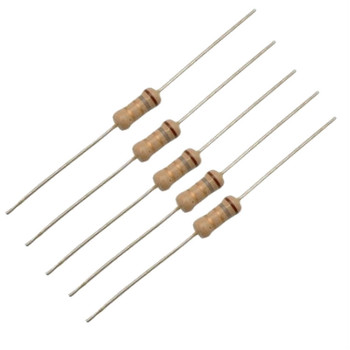 Steren 68K-OHM 1/2-W Resistor - 5 Pack