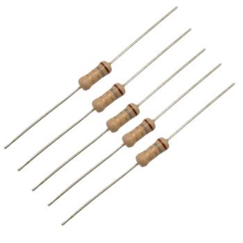 Steren 5.6K-OHM 1-W Resistor - 5 Pack