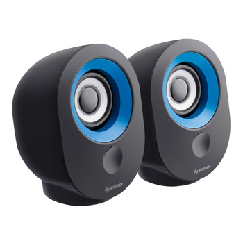 2.0 Stereo Speakers with volumn control