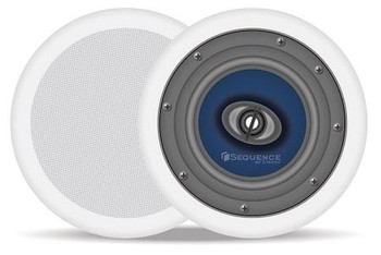 Steren Sequence 6.5in In-Ceiling Speakers Premier