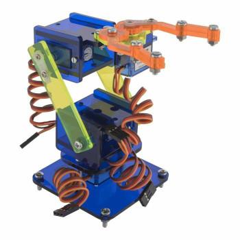Steren Steren Mini Robotic Arm Kit