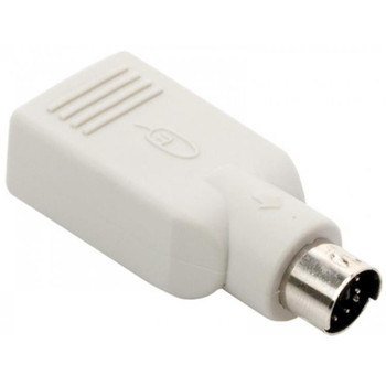 Steren Steren USB A-Female to PS/2 6-Pin Male Adapter - USB-020 - 5 Pack