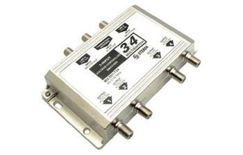 3x4 Multi switch 40-2150MHz