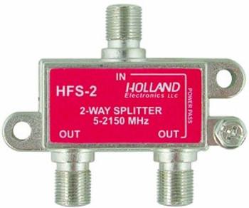 Splitter 2-Way Single 15-21