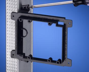 Bracket Low Voltage Screw-On