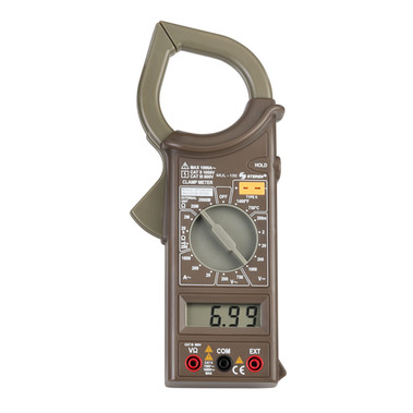 Steren Digital Multimeter with Clamp - MUL-100