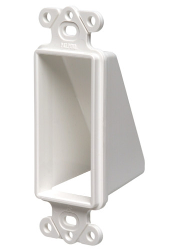 Wall Plate Vertical Entrance