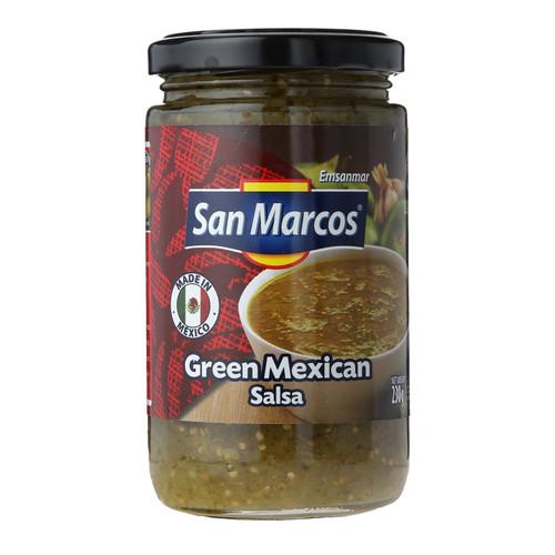 San Marcos Green Salsa, 230g