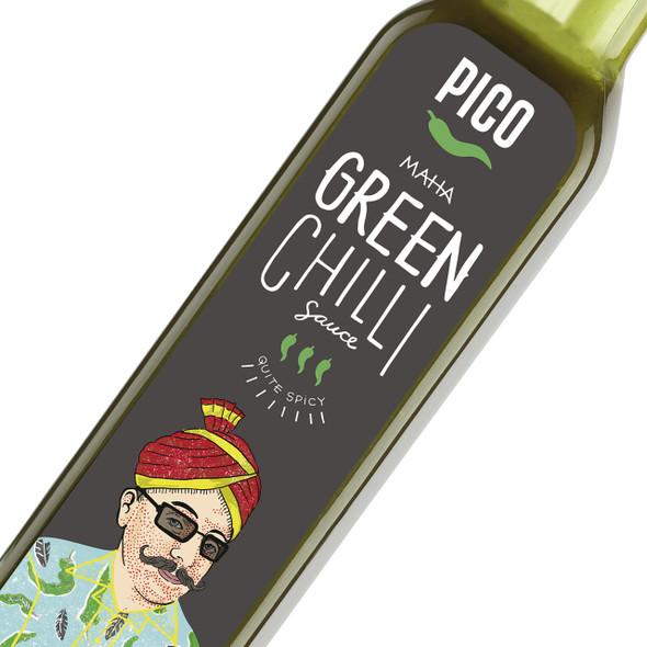 Pico Maha Green Chilli Sauce