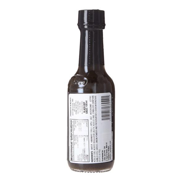 El Yucateco Black Habanero Hot Sauce, 120ml