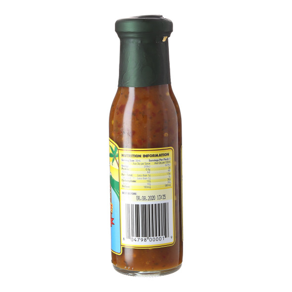 Byron Bay Chilli Co. Fiery Coconut, 250ml