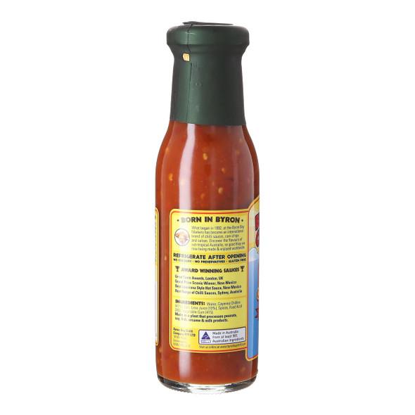 Byron Bay Chilli Co. Red Cayenne, 250ml