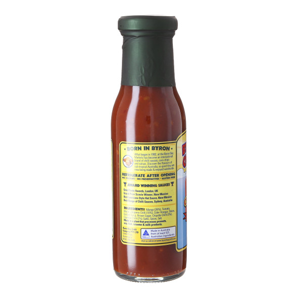 Byron Bay Chilli Co. Smokin Mango, 250ml