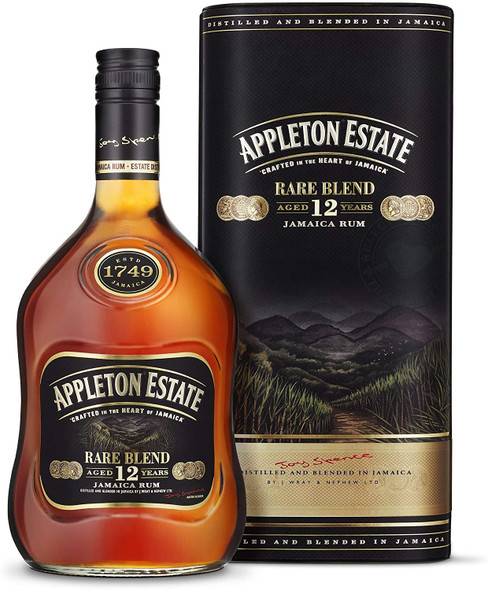 Appleton Estate 12 Year Old Rare Blend Gold Rum, 75 cl