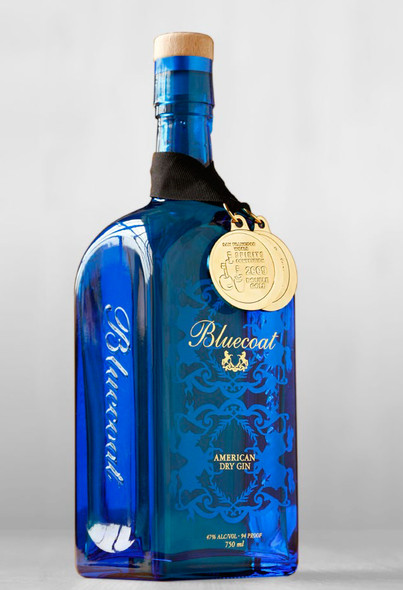 Bluecoat American Dry Gin, 75 cl