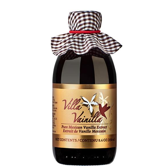 Villa Vainilla Mexican Vanilla Extract, 250ml