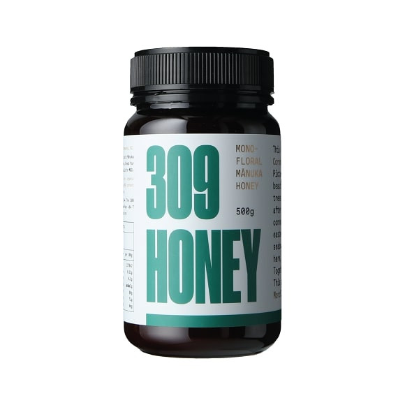 309 Honey Mono-Floral Manuka 100 MGO, 500gm