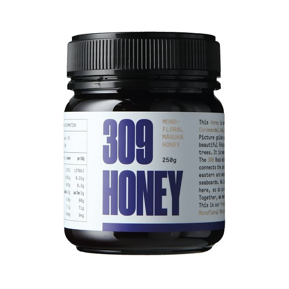 309 Honey Mono-Floral Manuka 300 MGO, 250gm