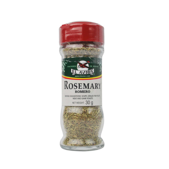 El Avion Rosemary Leaves 30g