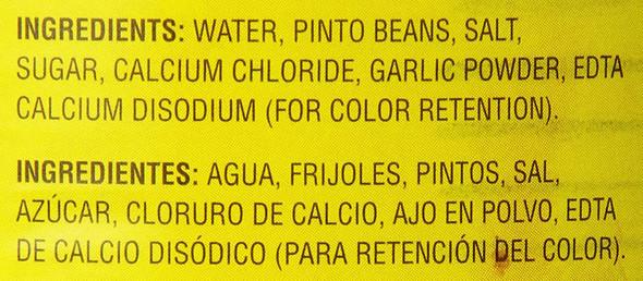 Sun Vista Pinto Beans, 850g