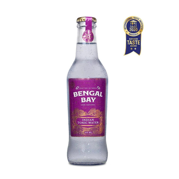 Bengal Bay Indian Tonic Water, 250ml