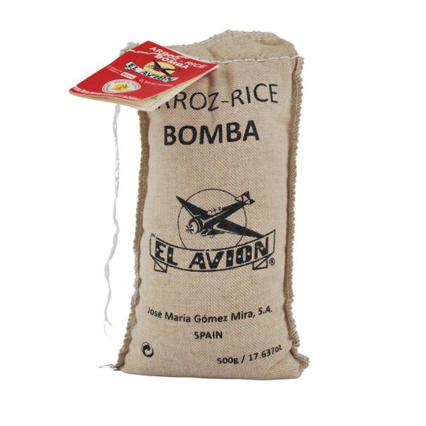 El Avion Bomba Paella Spanish Rice, 500g