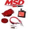 MSD Ignition Tuneup Kit - 96-00 Chevy/GMC Vortec 7400/454 Cap/Rotor/Coils/Wires