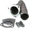 """QTP Quicktime Performance 10225 Stainless Steel Manual Exhaust Cutout - 2.25"""""""