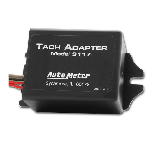 AutoMeter 9117 Tachometer Adapter