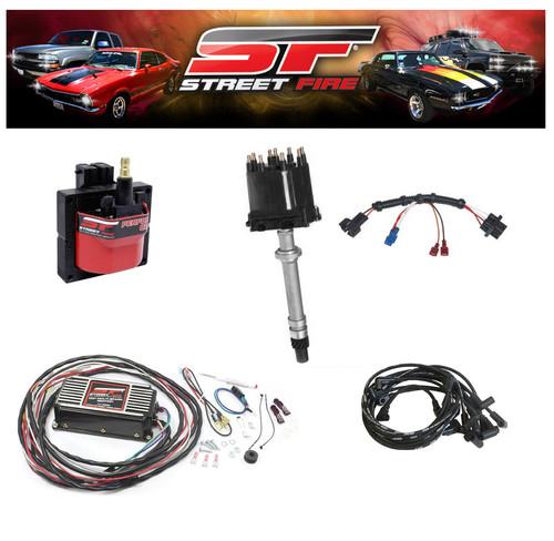 MSD 9993 Streetfire Ignition Kit 88-92 Camaro/Firebird V8 Distributor/Box/Wires