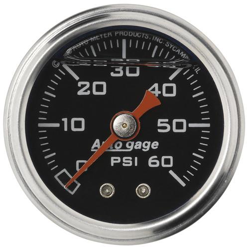 AutoMeter 2173 Sport-Comp Mechanical Fuel Pressure Gauge