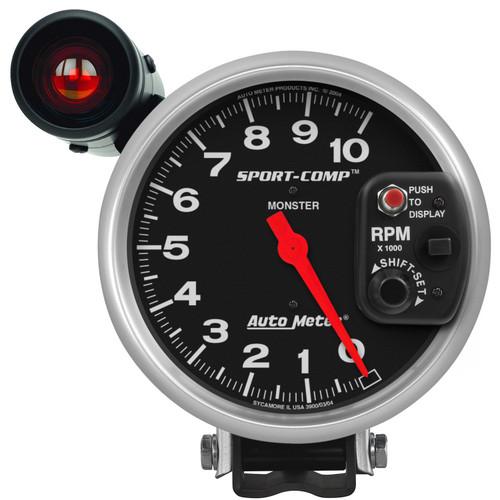 AutoMeter 3904 Sport-Comp Shift-Lite Tachometer