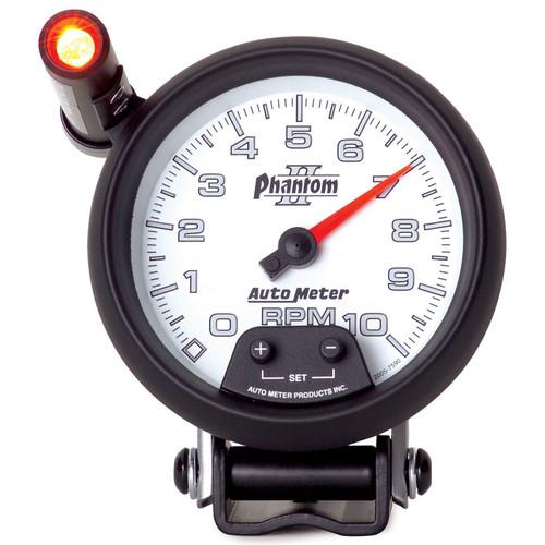 AutoMeter 7590 Phantom II Tachometer