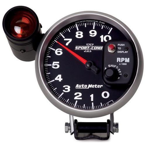 AutoMeter 3699 Sport-Comp II Shift-Lite Tachometer