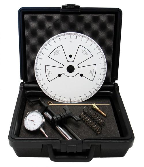"Proform 66787 Universal Engine Degree Wheel Kit - 9"" With Dial Indicator & Case"