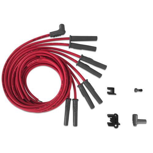 MSD Ignition 31189 Universal Spark Plug Wire Set