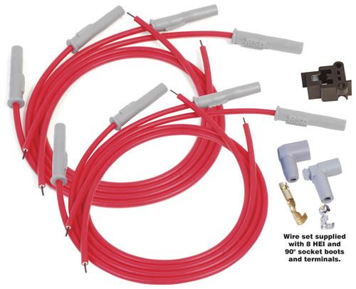 MSD Ignition 31199 Universal Spark Plug Wire Set