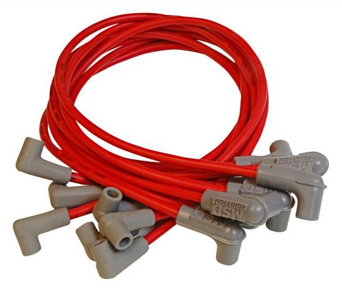 MSD Ignition 31839 Custom Spark Plug Wire Set Fits 88-92 Camaro Caprice