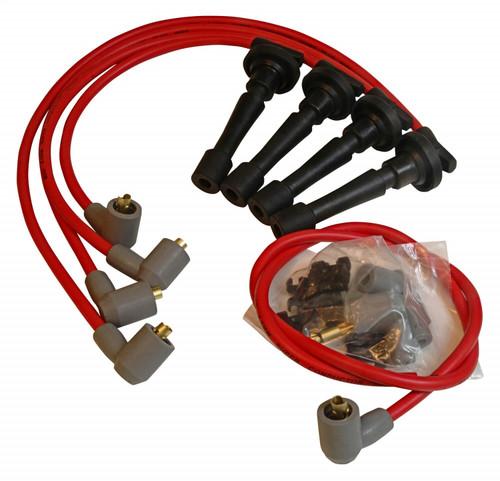 MSD Ignition 32329 Custom Spark Plug Wire Set Fits 90-01 CR-V Integra