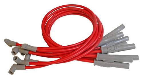 MSD Ignition 32189 Custom Spark Plug Wire Set