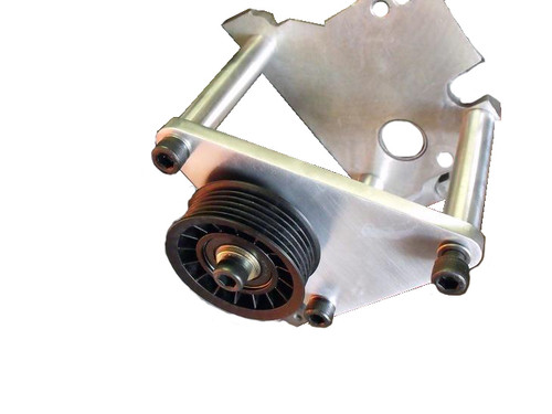 Dirty Dingo Idler Pulley Relocation Bracket 98-02 LS1 F-Body Engine Driver Side