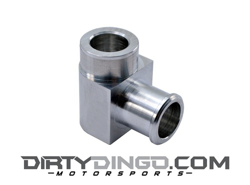 Dirty Dingo Billet Press Fit Power Steering Fitting for GM Type II Pump - 5/8""